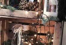 Decoración Escaparate Navidad
