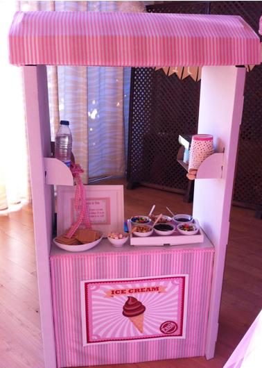 Fiestas infantiles pilar mart nez eventos wedding for Como construir un kiosco en madera