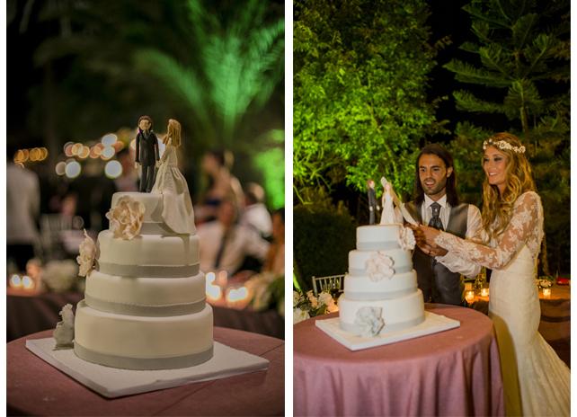 El corte de la tarta