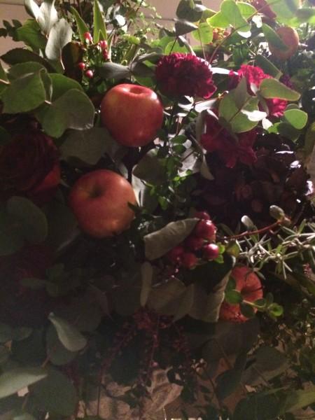 Centros de Flor y Fruta