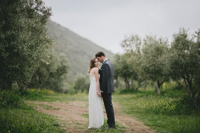 El olivo en las bodas