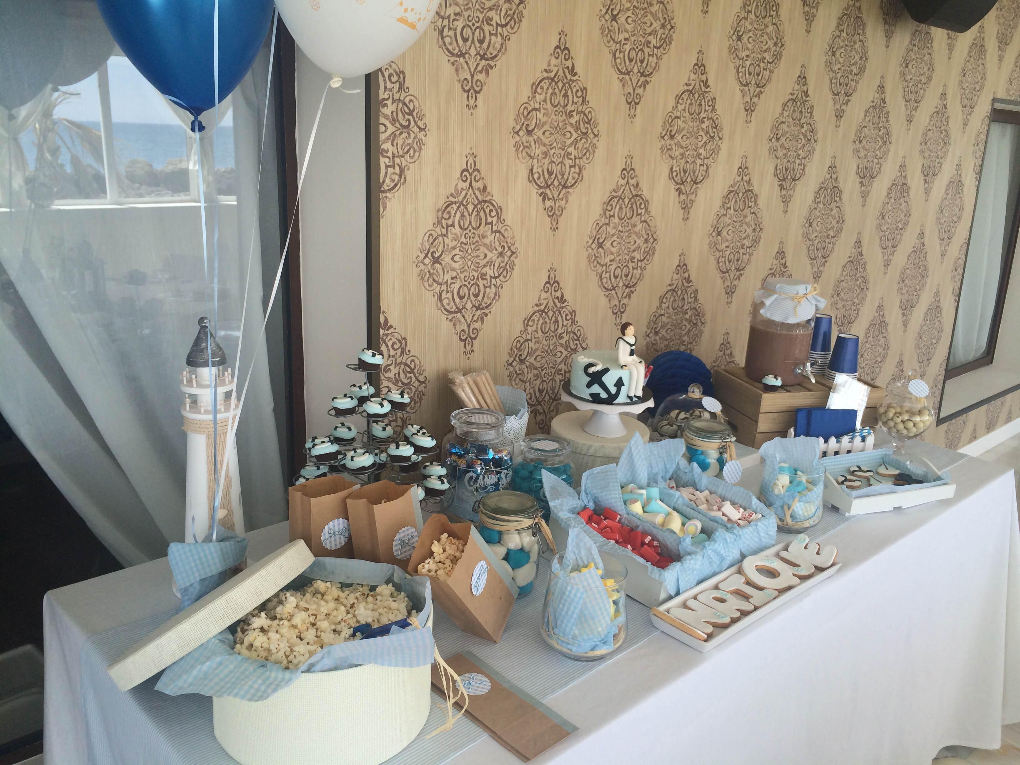 Comuni n marinera pilar mart nez eventos wedding - Mesas para comuniones ...