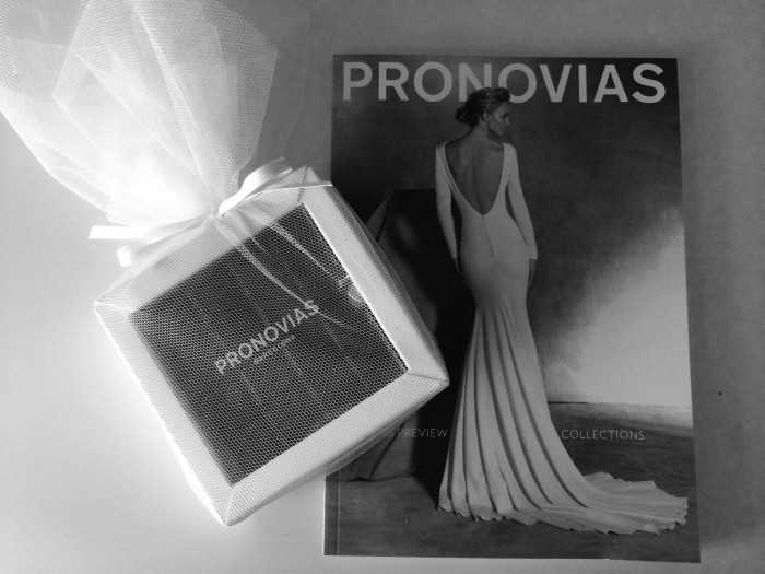 Regalito de pronovias