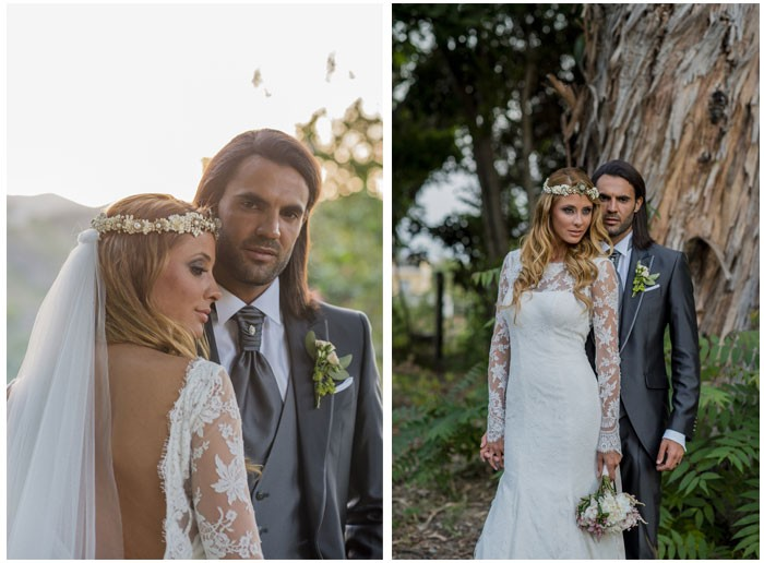 Elisabeth y Sergio