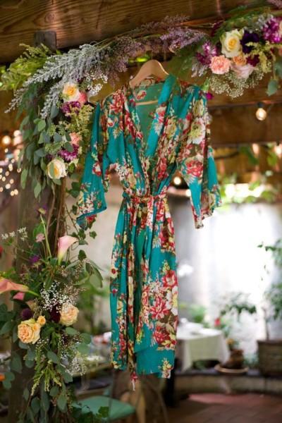 Kimono para novia