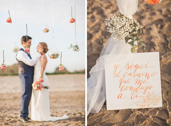 Caligrafía bodas