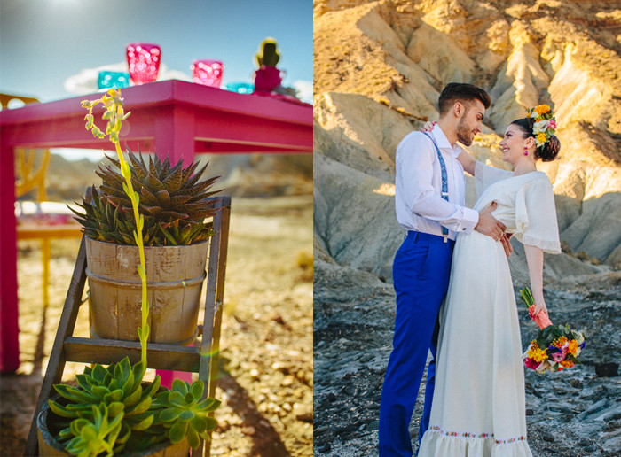 Elopement a la mexicana