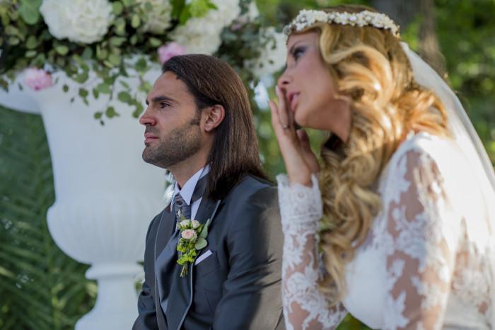 Elisabeth Reyes y Sergio Sánchez