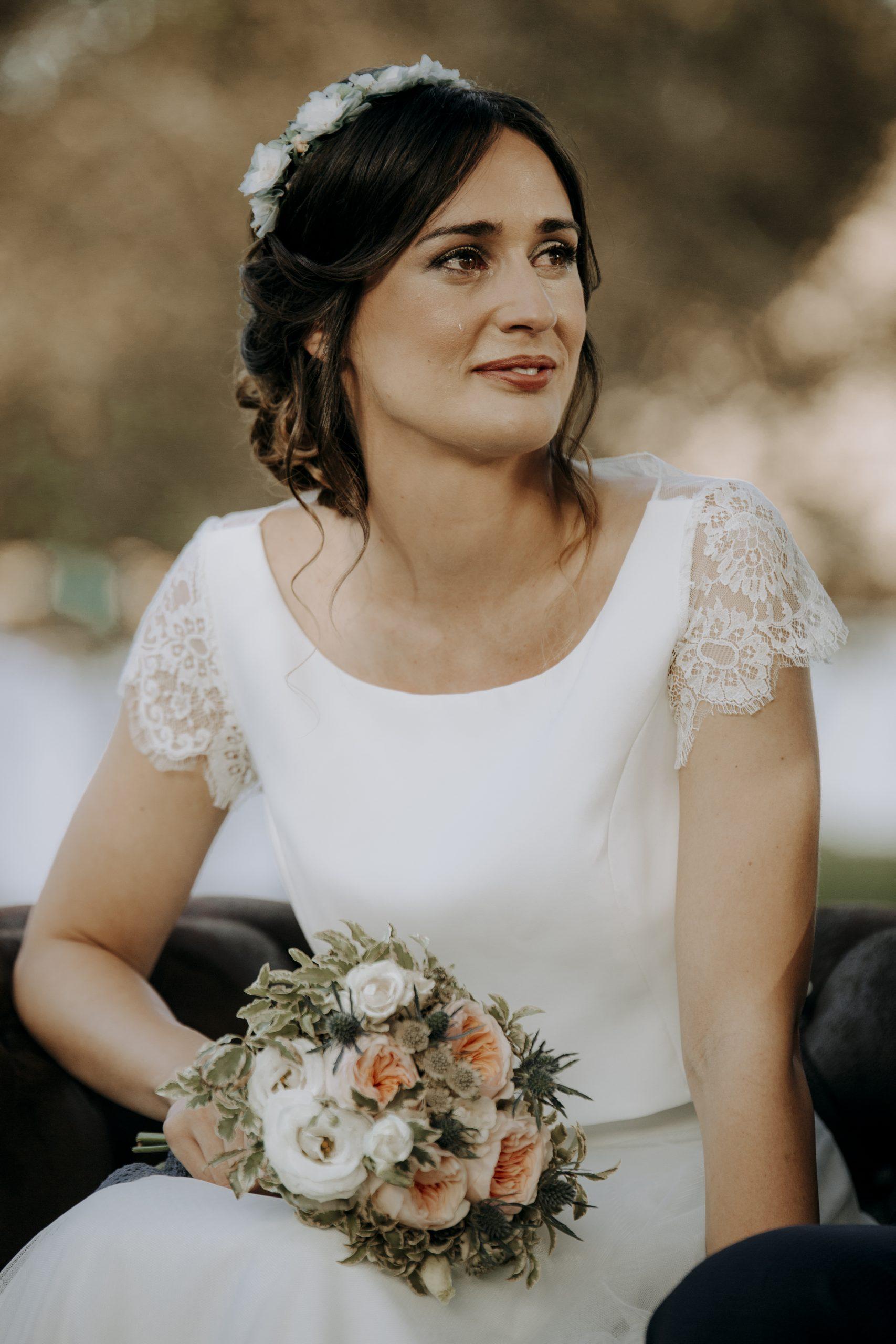 novia en ceremonia